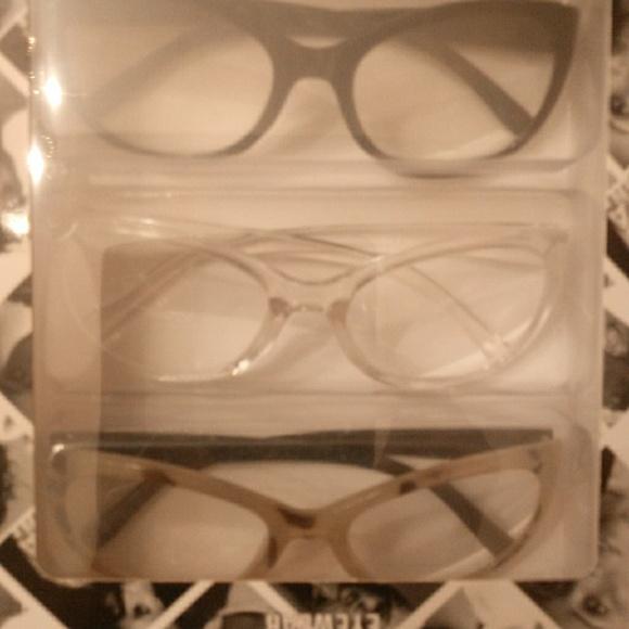 fce04ad8e26b7 Cynthia Bailey Accessories - Cynthia Bailey 3 Pack Reading glasses 2.50